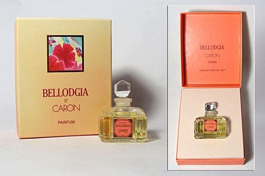 CARON - BELLODGIA, PARFUM DANS ECRIN DIFFERENT : ENVIRON 15 ML