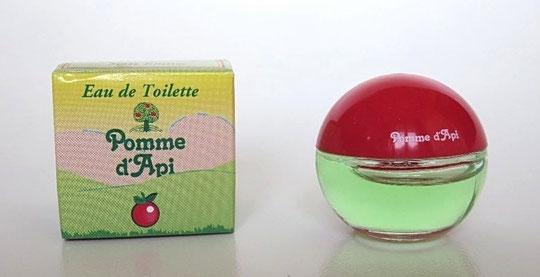 """POMME D'API - EAU DE TOILETTE : SERIE DES FLACONS """"BOULE"""""""