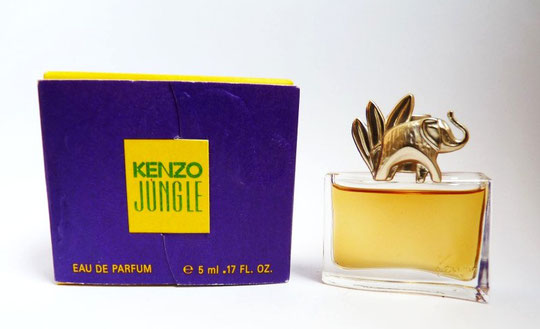 KENZO JUNGLE - L'ELEPHANT : EAU DE PARFUM 5 ML