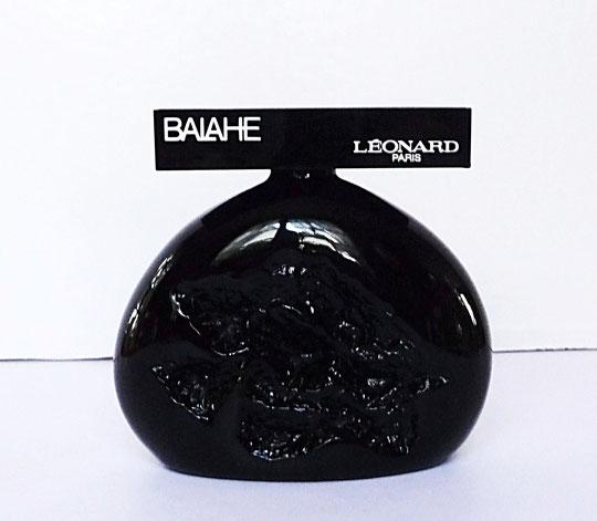 LEONARD - BALAHE : FLACON EAU DE TOILETTE 100 ML, SANS CORDON ROUGE.