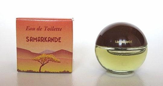 "SAMARKANDE - EAU DE TOILETTE : FLACON SERIE ""BOULES"""