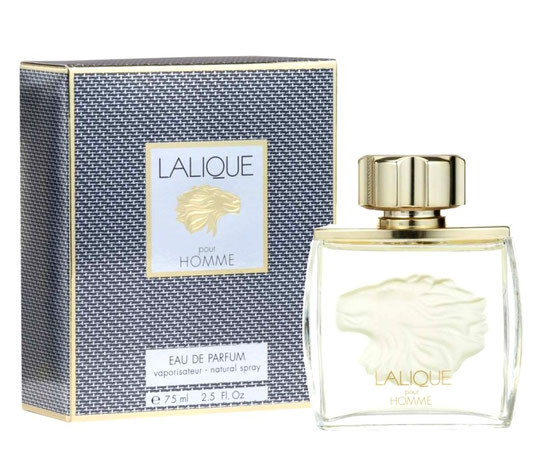 """LALIQUE - LALIQUE POUR HOMME """"LE LION"""" - FLACON VAPORISATEUR EAU DE PARFUM 75 ML"""