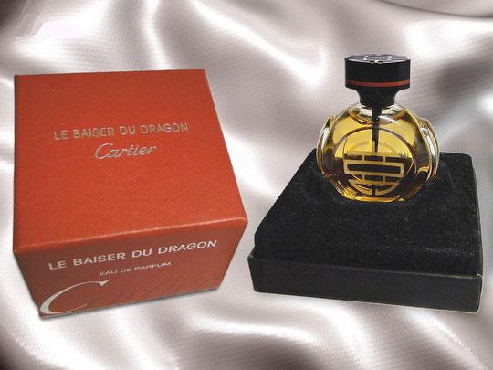 LE BAISER DU DRAGON - EAU DE PARFUM - PRESENTATION DANS ECRIN LUXUEUX