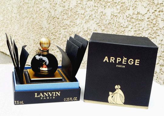 2)  ARPEGE - PARFUM 7,5 ML