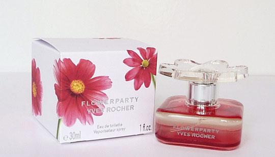 FLOWERPARTY  - VAPORISATEUR EAU DE TOILETTE 30 ML