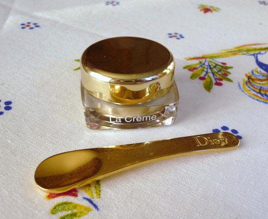 MINI POT ECHANTILLON - DIOR L'OR DE VIE