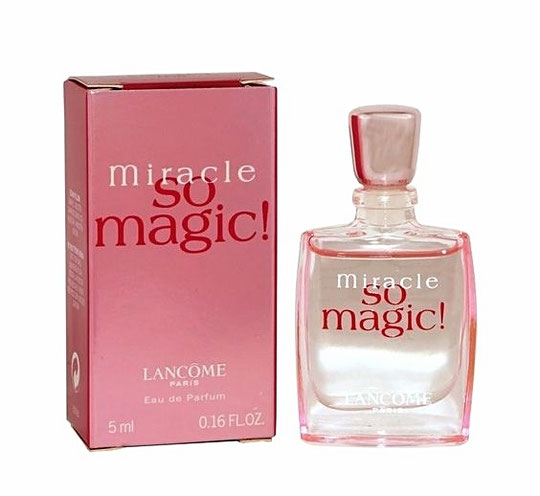 MIRACLE SO MAGIC ! - EAU DE PARFUM 5 ML : MINIATURE IDENTIQUE A LA PHOTO PRECEDENTE