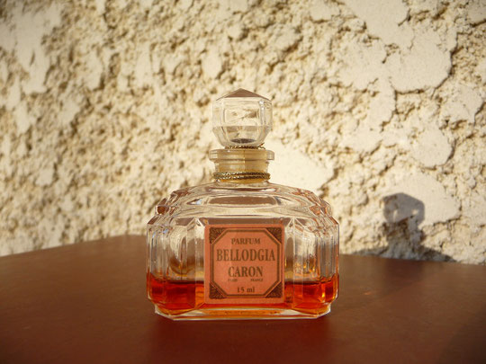 1929 : BELLOGIA - PARFUM 15 ML FLACON CRISTAL