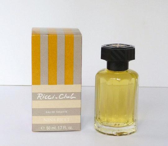 RICCI-CLUB - EAU DE TOILETTE POUR HOMME 50 ML