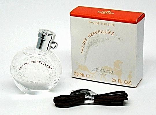 2004 - EAU DES MERVEILLES - EAU DE TOILETTE 7,5 ML