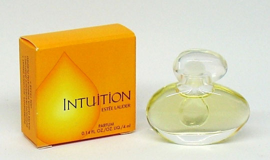INTUITION - MINIATURE PARFUM 4 ML