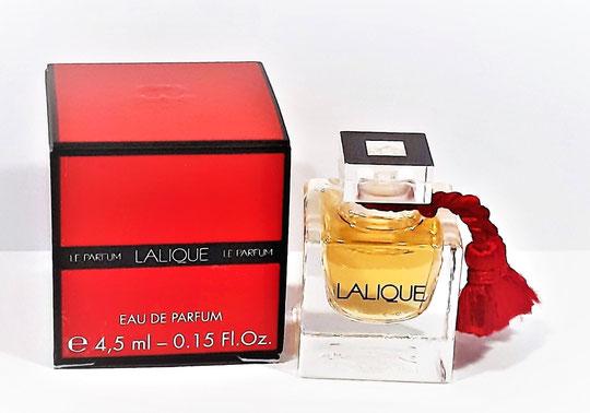 LALIQUE - LE PARFUM  : EAU DE PARFUM 4,5 ML