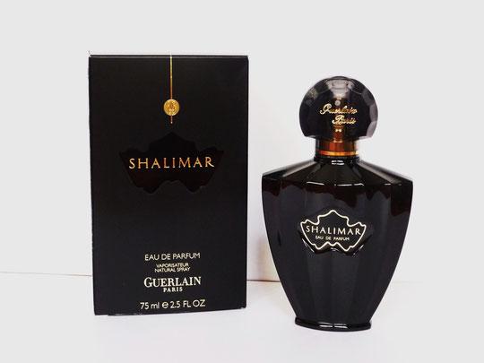 SHALIMAR - EAU DE PARFUM EDITION LIMITEE - VAPORISATEUR NOIR 75 ML