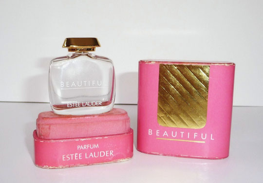 BEAUTIFUL : PARFUM