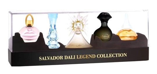 9)  SALVADOR DALI LEGEND COLLECTION