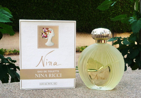 NINA 1ère VERSION - FLACON EAU DE TOILETTE 420 ML - FLACON CREATION LALIQUE