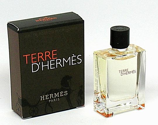 2006 - TERRE D'HERMES - EAU DE TOILETTE HOMME 7,5 ML