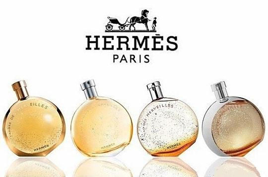 HERMES - LES DIFFERENTES EAUX DES MERVEILLES