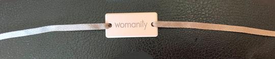 THIERRY MUGLER - CERAMIQUE WOMANITY SUR BRACELET