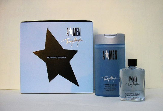COFFRET A MEN COMPRENANT : 1 SHAMPOOING INTEGRAL & 1 TONIC AFTER SHAVE