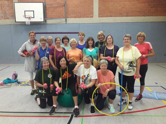 Gymnastikgruppe SV Bommern 05
