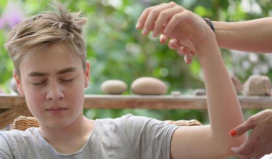 Auch Kinder profitieren von Hypnose