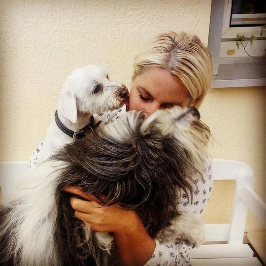 Steffi Pehlert - Hundesalon Inhaberin mit Liebe zum Beruf