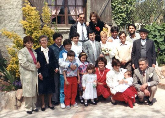 Familia García & Pérez.