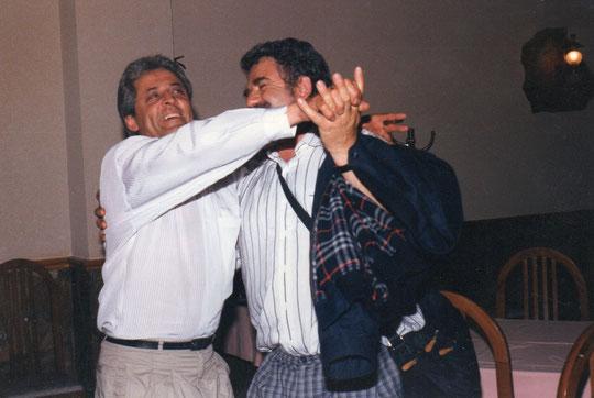 Pedro & Ricardo. F. Merche. P. Privada.