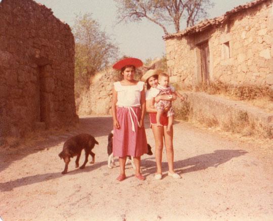 Casas de Guillermo y Felipa. F. Pedro. P. Privada.