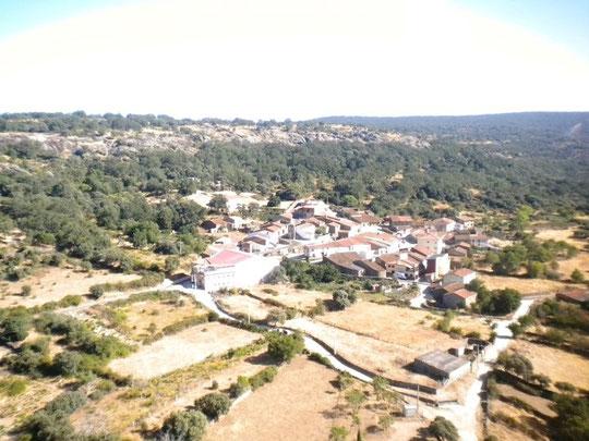 Vista aérea de la Puebla. F. P. Privada.