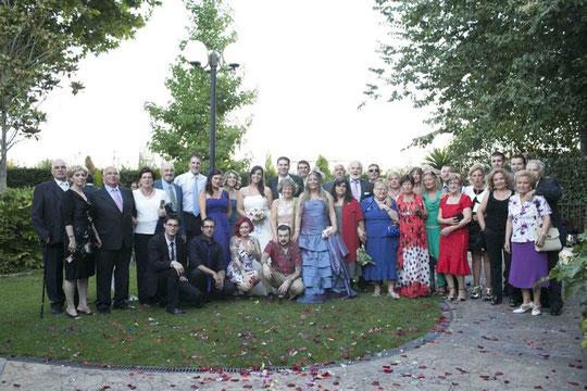 Nuestra familia. F. Merche. P. Privada.