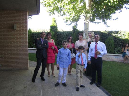 Familia de Alagón. F. P. Privada.