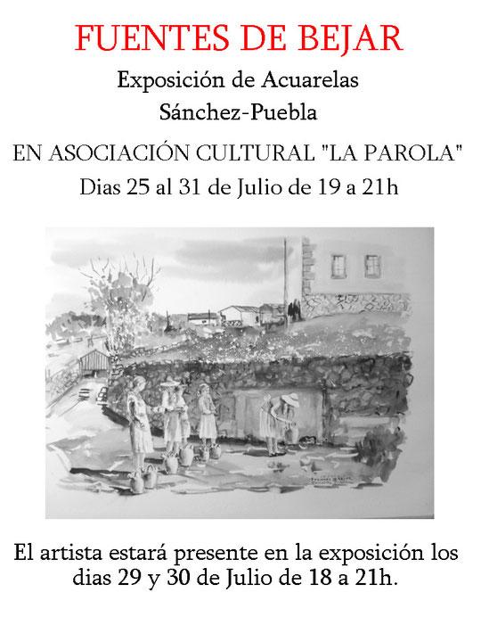Fuentes de Bejar 2011.