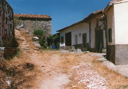 Rincón de tio Andrés y tia Isabel. F. Merche.