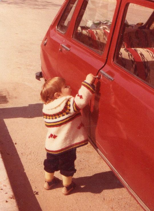 ¡ Abro mi coche ! F. Pedro. P. Privada.