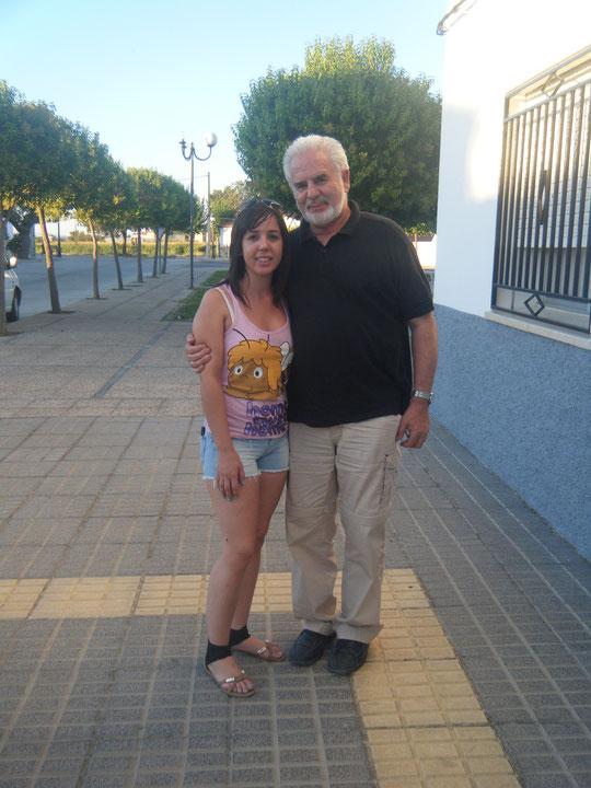Pedro & Sonia. Merche. P. Privada.