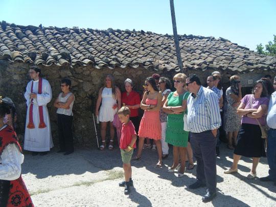 San Medel: Fiestas del Cristo 2013.