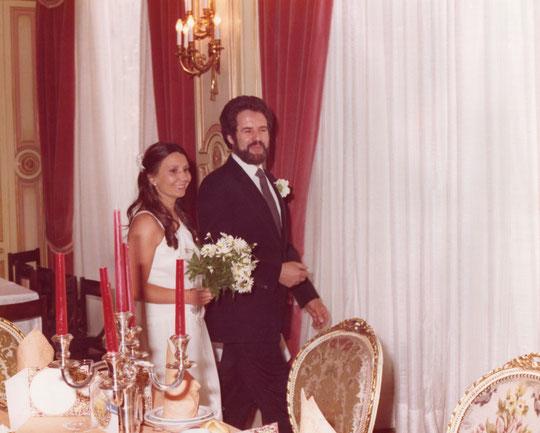 ¡ Se casaron. Un 19 de Mayo !