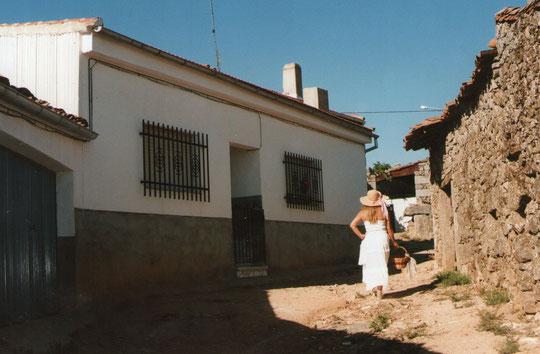 Casa de Alejndro ( Hijo ) F. Merche. P. Privada.