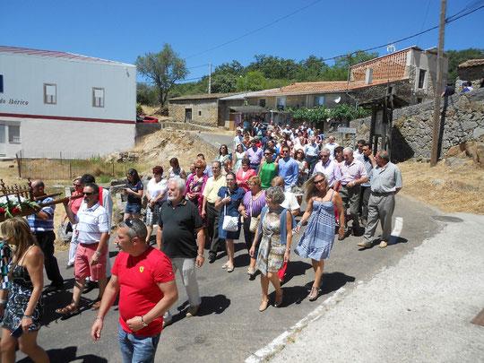 San Pedro 2012. ¡ Vamos, vamos !