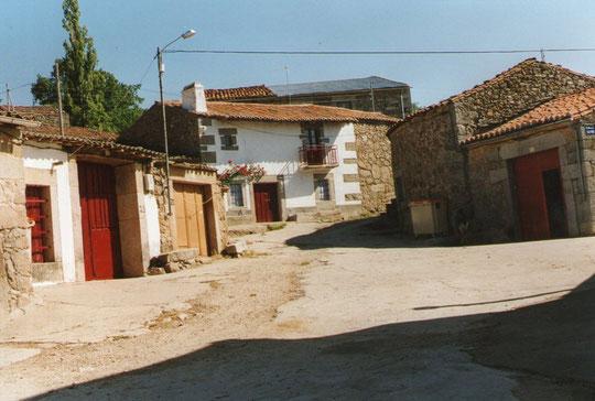 Casas de Señores: Daniel, Gonzalo y Mariano. F. Merche.