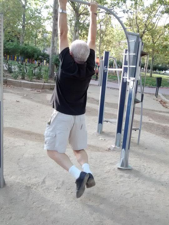 Musculando. F. Merche.