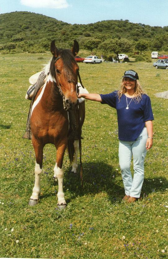 Bonito caballo. F. Javi. P. Privada.