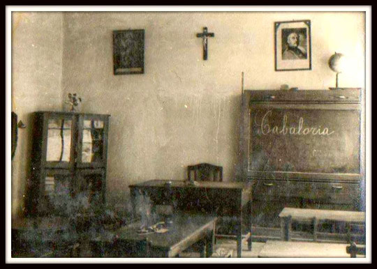 Escuela de Cabaloria.