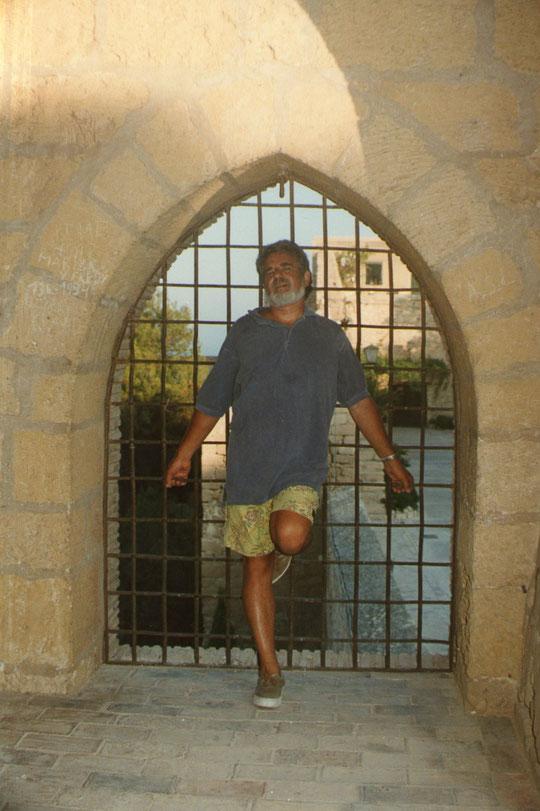 Pedro en otra ventana.