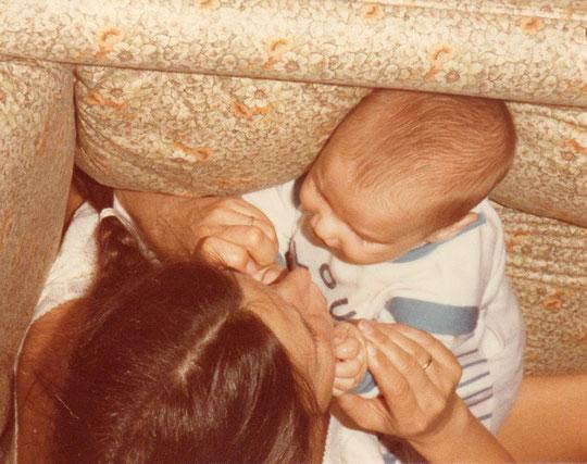 Año 1980. Pedro. F. P. Privada.