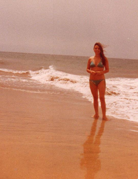 Playa del Inglés. Pedro.