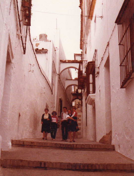 Arcos de la Frontera. F. Pedro.