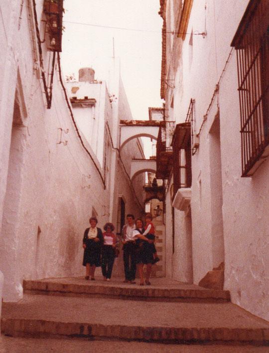 Arcos de la Frontera. F. Pedro. P. Privada.